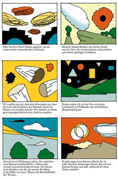 Leseprobe 1 von KASKADE comic, Einzelband - Stufenartige Eseleien im Bilderschwall