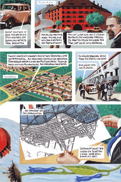 Leseprobe 6 von DER FARBANSCHLAG, Einzelband - Augusto Giacometti in der Bredouille