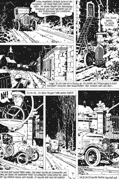Leseprobe 4 von Den LETZTEN beißen die Hunde [tardi] [schräg], Einzelband - Privatdetektiv Varlot