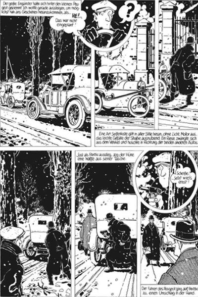 Leseprobe 5 von Den LETZTEN beißen die Hunde [tardi] [schräg], Einzelband - Privatdetektiv Varlot