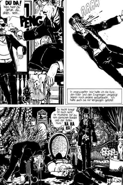 Leseprobe 3 von Die wahre Geschichte vom unbekannten Soldaten und Die Guillotine, Einzelband -