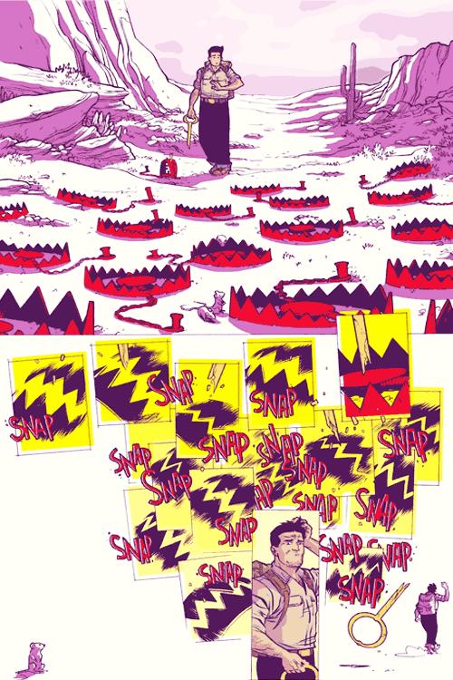 Leseprobe 2 von Jim Henson's Tale of Sand, Einzelband -