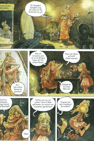Leseprobe 1 von Grimms Märchen, Einzelband - Hänsel und Gretel, Das tapfere Schneiderlein
