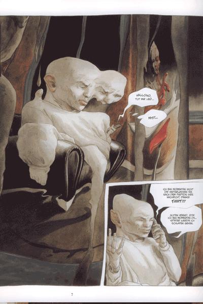 Leseprobe von Immondys, Band 2 - Die Seite des Mondes