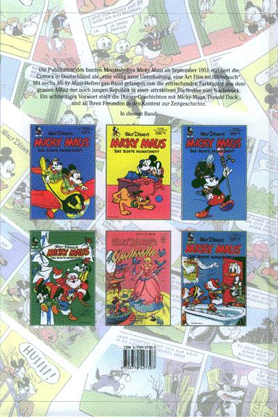 Leseprobe von Micky Maus Bücher, Band 1 - Die frühen Jahre I