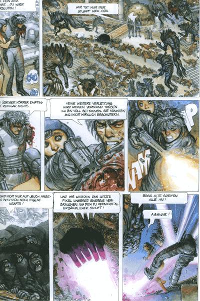 Leseprobe von Die Meta-Barone, Band 4 - Oda die Urgrossmutter