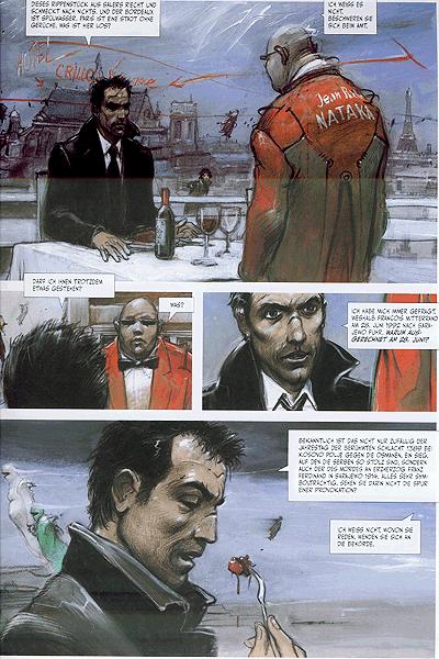 Leseprobe von Bilal Trilogie - VIER?, Band 4 -