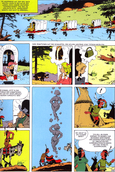 Lucky Luke - Gesamtausgabe 1985 - 1987, Band 19 - 1985 - 1987