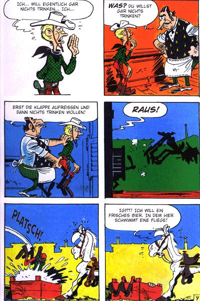 Leseprobe von Lucky Luke, Band 78 - Die Reisschlacht