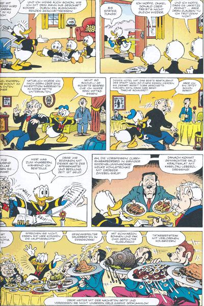 Leseprobe 2 von Onkel Dagobert und Donald Duck - Don Rosa Library | Bibliothek, Schuber | Band 1 + 2 - Der Sohn der Sonne | Zurück ins Land der viereckigen Eier