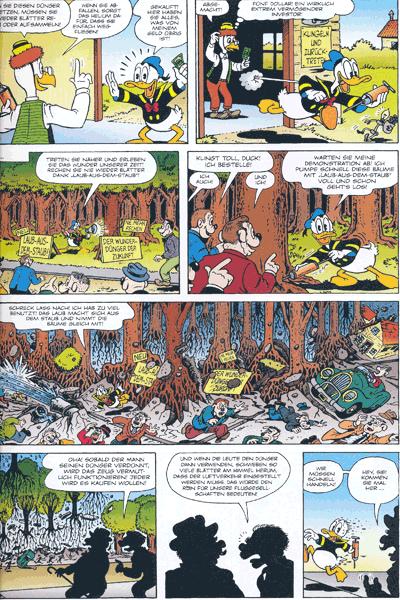Leseprobe 3 von Onkel Dagobert und Donald Duck - Don Rosa Library | Bibliothek, Schuber | Band 1 + 2 - Der Sohn der Sonne | Zurück ins Land der viereckigen Eier