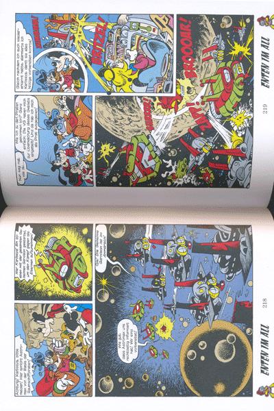 Leseprobe 2 von ENTHOLOGIEN, Band 12 - Enten im All - Donaldchens Mondfahrt