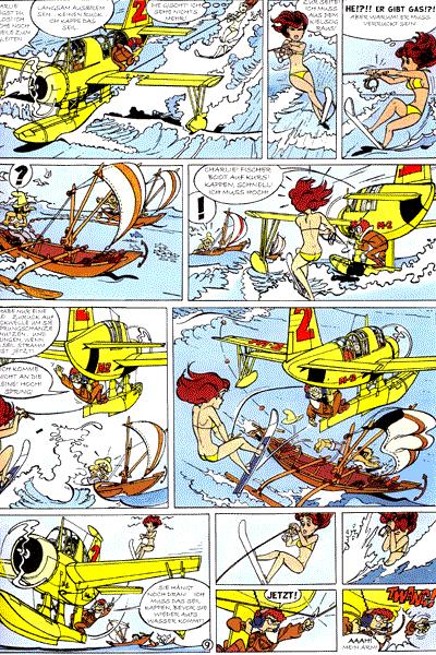 Leseprobe von Franka, Band 3 - Das Geisterschiff