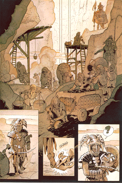 Leseprobe von Aria, Band 8 - Der Meridian von Posidonia