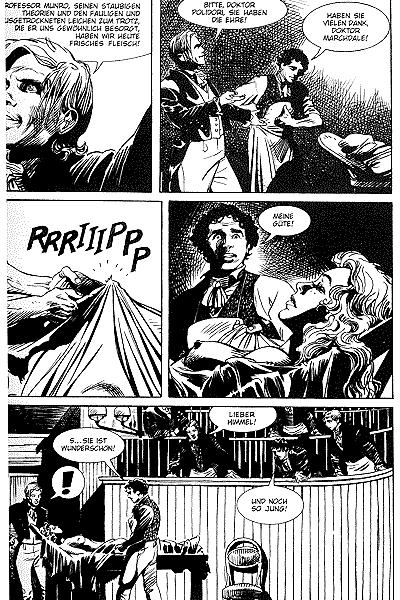 Leseprobe von DAMPYR, Band 10 - Der Fluch von Varney, Die Geheimnisse von Neapel