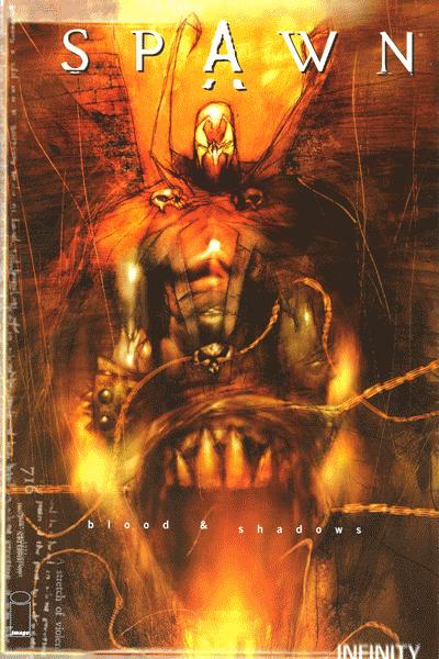 Leseprobe von Spawn: Blood & Shadows, Einzelband - Blood & Shadows