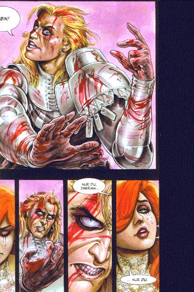 Leseprobe von Dawn: Lucifer's Halo, Band 2 -