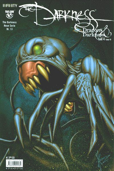Leseprobe von The Darkness: Neue Serie, Band 13 - Dragons Darkness Teil 4