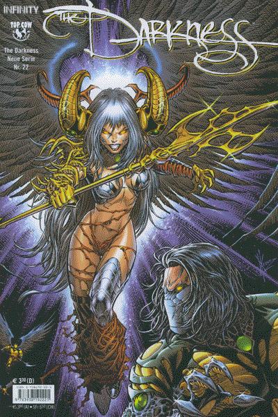 Leseprobe von The Darkness: Neue Serie, Band 22 -