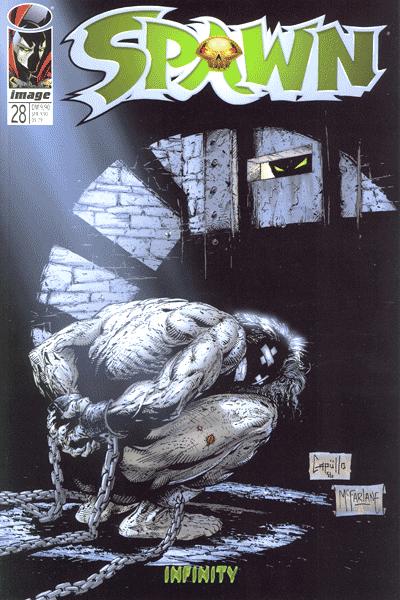 Leseprobe von Spawn, Band 28 - Rückschlag
