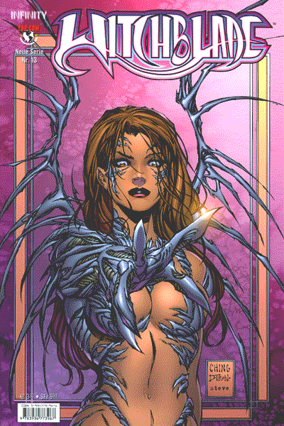 Leseprobe von Witchblade - Neue Serie, Band 13 -