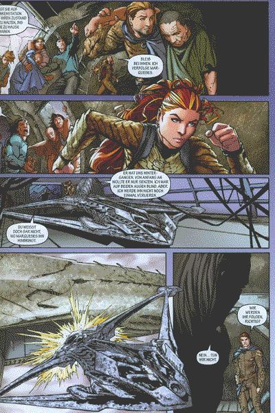 Leseprobe von FATHOM - Sonderheft, Band 2 - Dawn War Cannon