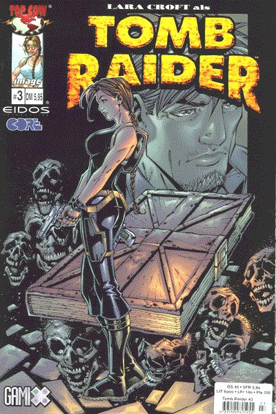 Leseprobe von Tomb Raider, Band 3 - Lara Croft als Tomb Raider