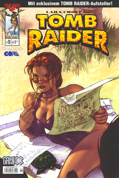 Leseprobe von Tomb Raider, Band 9 - Lara Croft als Tomb Raider