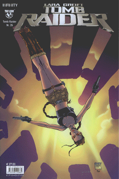 Leseprobe von Tomb Raider, Band 26 - Lara Croft als Tomb Raider