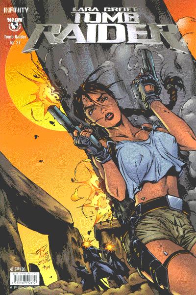 Leseprobe von Tomb Raider, Band 27 - Lara Croft als Tomb Raider