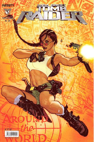 Leseprobe von Tomb Raider, Band 30 - Spirit Walker (Teil 2)