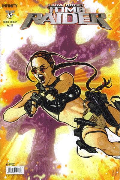 Leseprobe von Tomb Raider, Band 34 - Gathering Storm