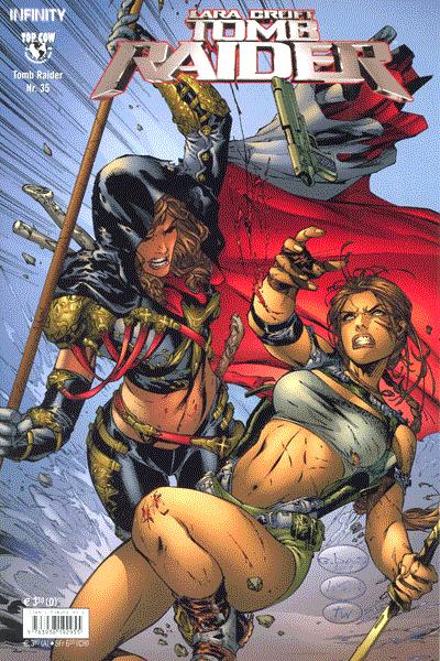 Tomb Raider, Band 35 - Gathering Storm (Teil 2)