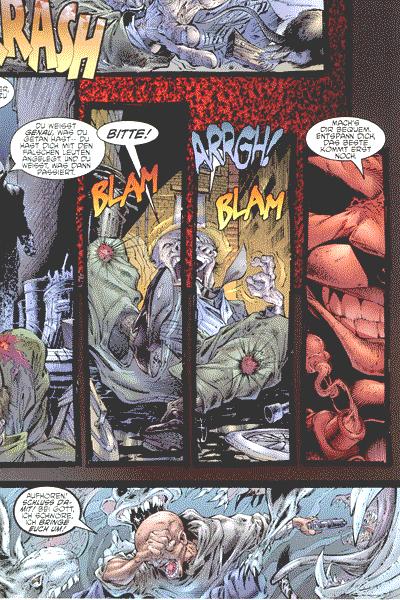 Leseprobe von Kiss Psycho Circus, Band 2 - Nature of the Beast, Smoke & Mirrors (1)