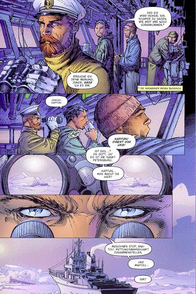 Leseprobe von Cyberforce, Band 0 -