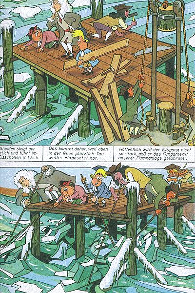 Leseprobe von Mosaik - Erfinder-Serie, Band 4 - Das Kuriosit�tenkabinett