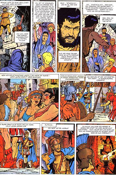 Leseprobe von Alix, Band 12 - Der Sohn von Spartacus