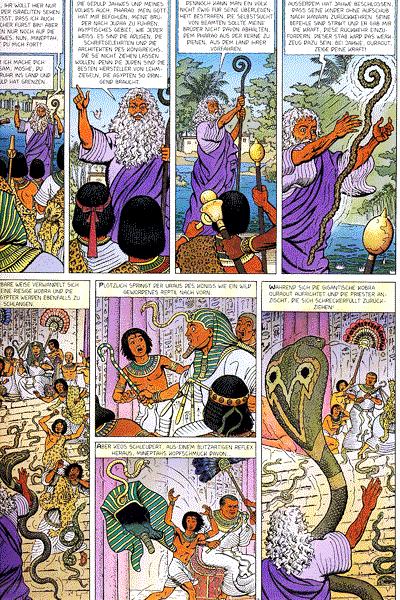 Leseprobe von Keos, Band 2 - Die Kobra