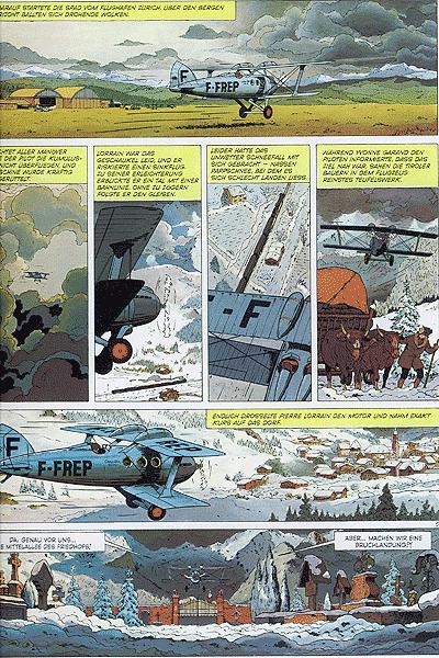 Leseprobe von L. Frank, Band 8 - Die Superwaffe