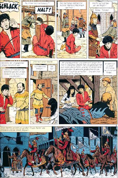 Leseprobe 3 von VASCO, Band 4 - Das Rätsel von Korama