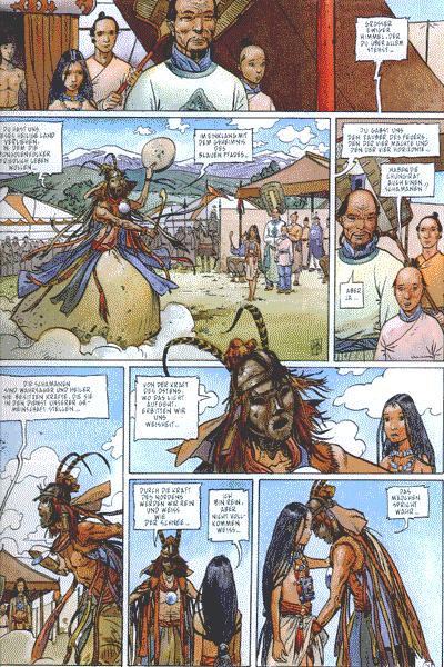 Dschingis Khan, Band 1 - Unter dem ewig blauen Himmel