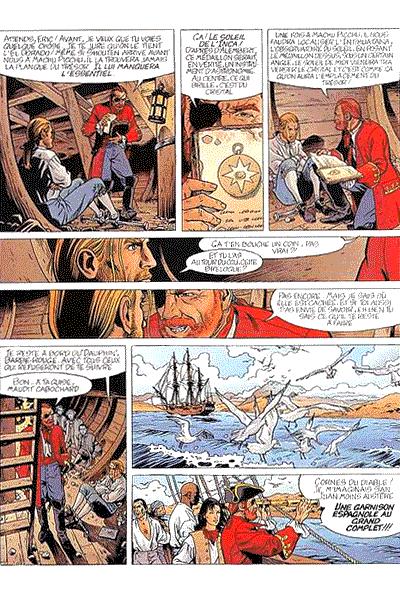 Leseprobe von Der Rote Korsar, Band 33 - Der Inkapfad