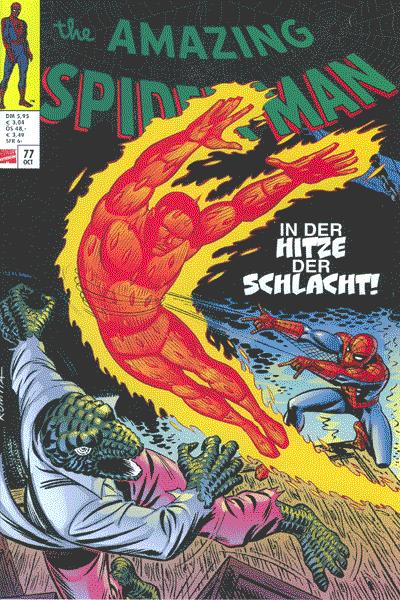 Leseprobe 2 von Spider-Man 07.Jahrgang, Schuber 7 - 1969