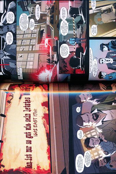Leseprobe 2 von DAREDEVIL | SO FINSTER DIE NACHT lim. Hardcover, Einzelband -
