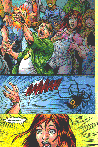 Leseprobe von Marvel Mini: Spider-Man, Band 1 -