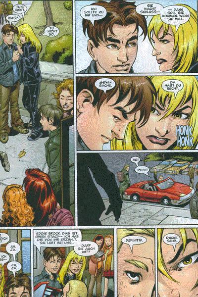 Leseprobe von Der ultimative Spider-Man, Band 18 - Venom