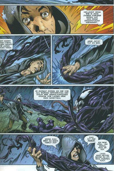 Leseprobe von Der ultimative Spider-Man, Band 20 - Von Mann zu Mann