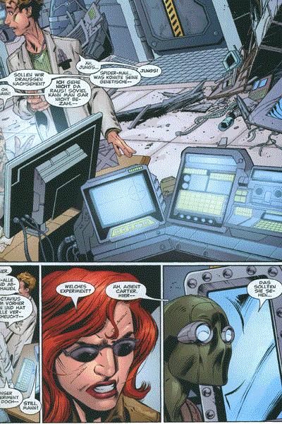 Leseprobe von Der ultimative Spider-Man, Band 24 - Gefeuert