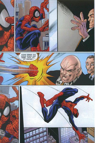 Leseprobe von Der ultimative Spider-Man, Band 25 - Wahre Helden