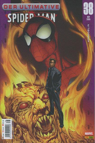 Leseprobe von Der ultimative Spider-Man, Band 38 - Hobgoblin